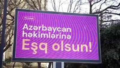 Azerbaycan'da koronavirüs önlemleri - BAKÜ
