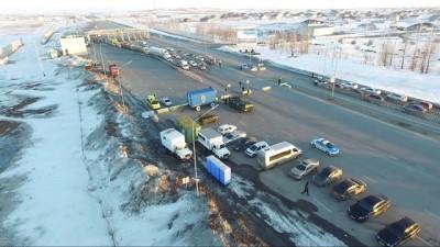 Kazakistan'da Kovid-19 vakası sayısı 15 kişi arttı - NUR SULTAN