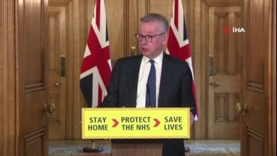 - İngiltere'de korona virüsten hayatını kaybedenlerin sayısı bin 789'a yükseldi