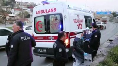 Ambulans kaçıran şüpheli kovalamaca sonucu yakalandı - İZMİR