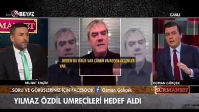 Osman Gökçek, 'Umrecilerimizi hedef alıyorlar'