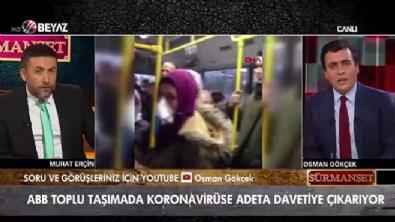Osman Gökçek, Mansur Yavaş'a sordu, 'Siz ailenizin bu otobüslerde olmasını ister miydiniz?'