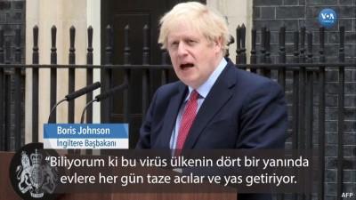 İngiltere Başbakanı Yeniden Görev Başında
