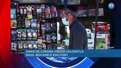 İsrail Corona Virüsü'yle Nasıl Mücadele Ediyor?
