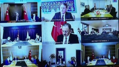 """Cumhurbaşkanı Erdoğan: 'Bir müddet daha dişimizi sıkacağız, güzel günlere de kavuşacağız"""""""