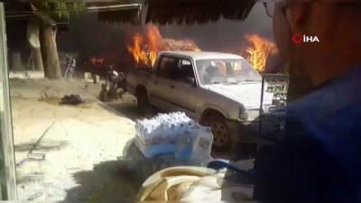 - Afrin'de patlama: 2 ölü, 10 yaralı