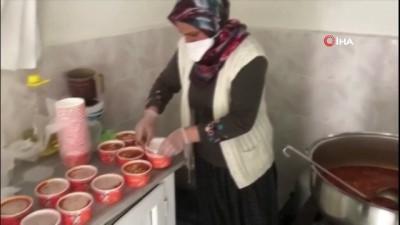 Evlere sıcak iftar servisi