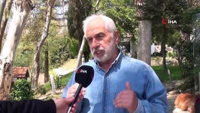 Sinop'taki 3 bin yıllık tünellerin turizme kazandırılması isteniyor