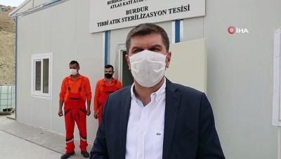 Başkan Ercengiz, Tıbbı Atık Tesislerinde inceleme yaptı
