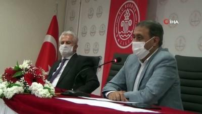 Burdur'da 54 covid-19 hastasının 51'i sağlığına kavuştu