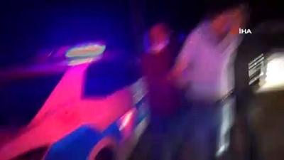- Polis şüpheli kovalamacası sulama kanalında son buldu