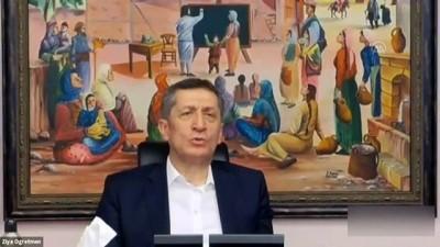 Milli Eğitim Bakanı Selçuk, imam hatip lisesi öğrencileriyle buluştu - ANKARA