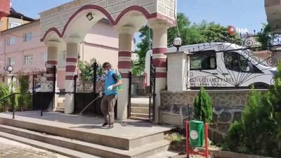 İslahiye'de camiler ibadete açılıyor