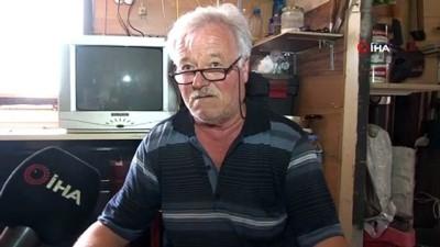 """Evde kalan yaşlı adam, su borularından """"steadicam"""" üretti"""