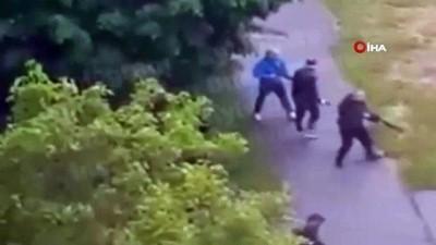 - Ukrayna'da sokak ortasında silahlı çatışma: 10 gözaltı