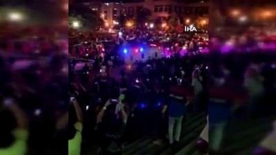 - ABD'nin Louisville kentindeki protestolarda ateş açıldı: 7 yaralı