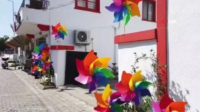Bozcaada'da oteller kapalı kalacak