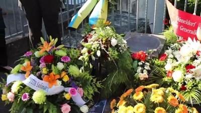 - Almanya'da Solingen kurbanları 27'nci yılında anıldı
