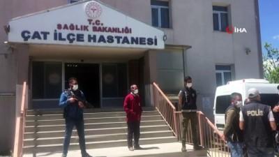 Çat'ta silahlı saldırı: 5 kardeş öldürüldü
