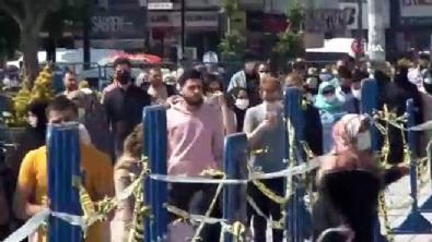 İstanbul'dan korkutan görüntüler!