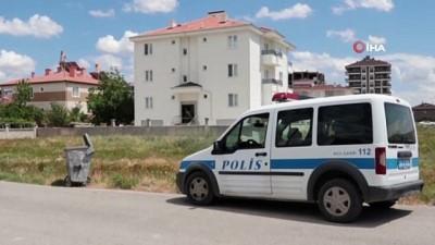 - Karaman'da iki bina karantinaya alındı