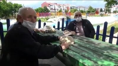 Edirne'de 65 yaş üstü vatandaşların sevinci yarıda kaldı
