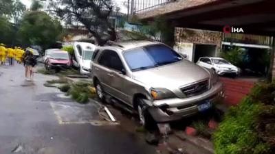 - El Salvador'u fırtına vurdu: 7 ölü