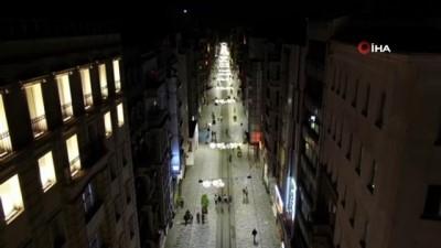 İstanbul'da sokağa çıkma kısıtlaması sona erdi