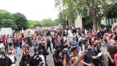 - Londra'da binlerce kişi Hyde Park'ta toplanarak ırkçılık karşıtı protesto düzenledi