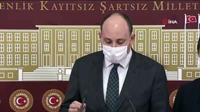 """AK  Parti Yalova Milletvekili Ahmet Büyükgümüş: """"Biz, gençlerin, milletimizin gönlüne girmeyi, onların sevgisini, muhabbetini kazanmayı hedefleriz"""""""