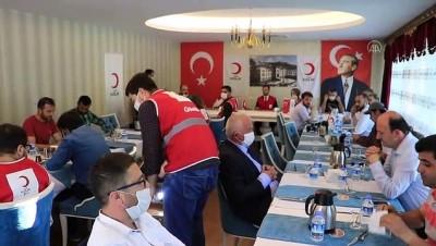 Türk Kızılay ekipleri 60 bin kişinin yüreğine dokundu - KASTAMONU