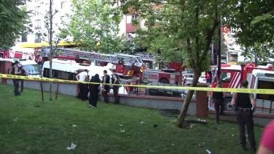 İstanbul Valiliği Bahçelievler'de bir iş yerinde meydana gelen doğalgaz patlamasında yabancı uyruklu bir kişinin hayatını kaybettiğini ve 10 kişinin ise hafif şekilde yaralandığını duyurdu