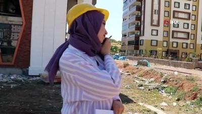 Kadın mimardan sıra dışı cami projesi