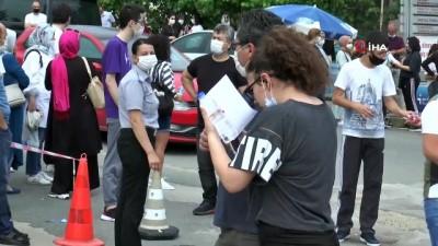 Giresun'da YKS öncesi kimliğini evde unutan öğrencinin imdadına polisler yetişti