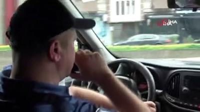Yanlış okula giden öğrenciyi sınava polis memurları yetiştirdi
