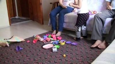 Tek istekleri dört yaşındaki kızları Hilal'in tedavisi