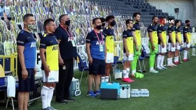 Fenerbahçe - Yeni Malatyaspor maçından kareler -1-