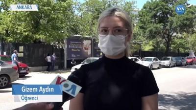 Ankara'da Öğrenciler Fizik ve Kimya Sorularında Zorlandı
