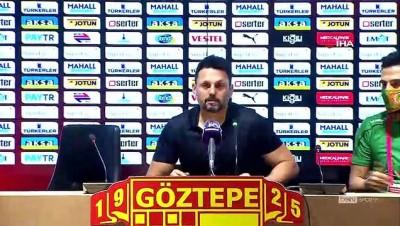 Erol Bulut: 'Yediğimiz 3 gol bizim gibi bir takıma yakışmadı'