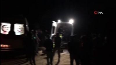 İki arkadaş girdikleri baraj göletinde boğuldu