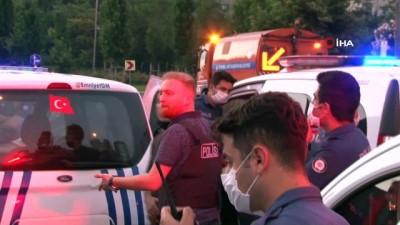 Bakırköy'de bir taksiciyi rehin alan silahlı 5 kişi kovalamaca sonrası yakalandı