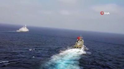 Doğu Akdeniz'de deniz eğitimi