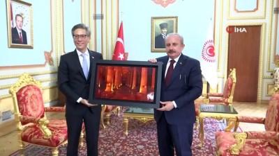 TBMM Başkanı Şentop, Büyükelçilerle Asya Zirvesi düzenledi