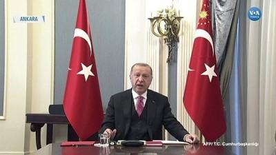 Erdoğan'dan Sosyal Medya Düzenlemesi Açıklaması
