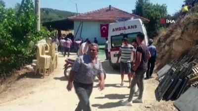 Sakarya'daki patlamanın ateşi Manisa'ya düştü