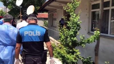 Eskişehir'de 5 ev karantinaya alındı
