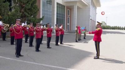 TurAz Kartalı Tatbikatına katılacak öncü unsurlar Azerbaycan'a intikale başladı