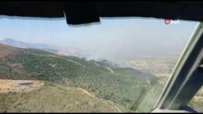 Hatay'da ki orman yangını kontrol altına alındı