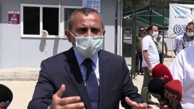 Vali Sonel: 'Kamu kurumlarında kolonya dışında ikramı kaldırıldık' - ORDU