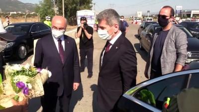 İçişleri Bakan Yardımcısı İnce, trafik denetimine katıldı - İZMİR